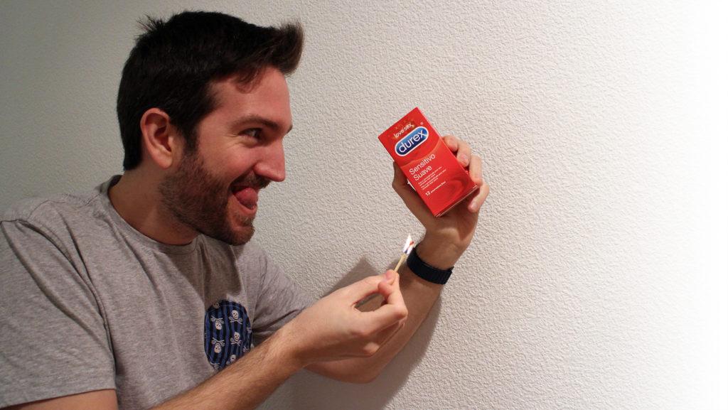 Quema tus últimos condones