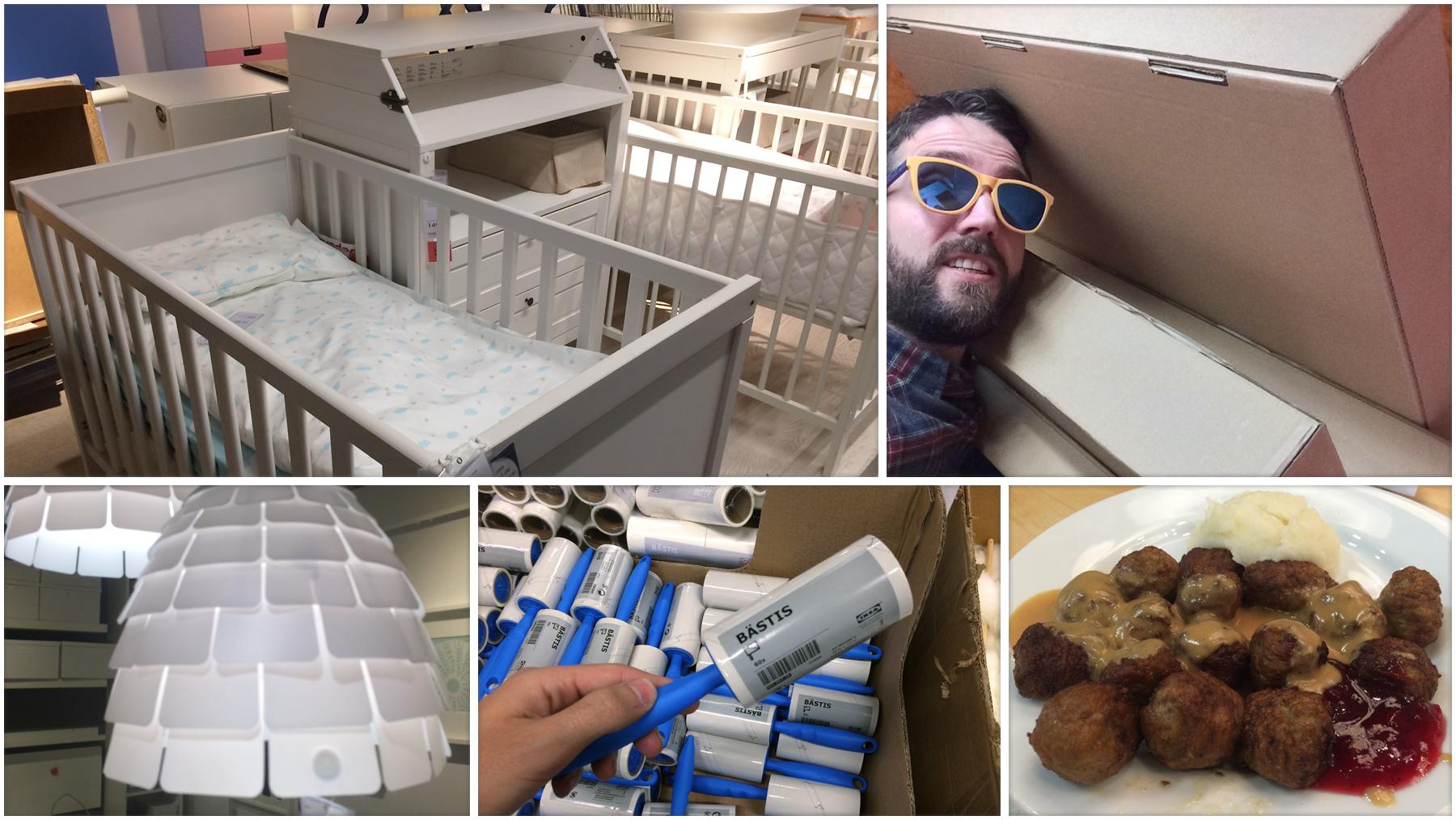 Vuelve de IKEA vivo y con dinero