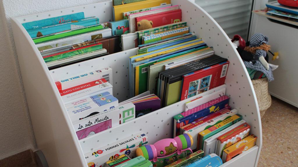 Nuestra biblioteca infantil después de 2 años